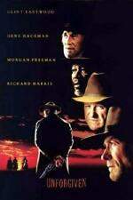 Unforgiven Movie Poster 24in x 36in
