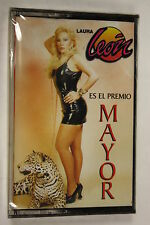 Premio Mayor by Laura Leon (1996) (Audio Cassette Sealed)