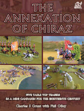 THE ANNEXATION OF CHIRAZ - WARGAMES RULES - PARTIZAN PRESS