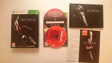 HITMAN ABSOLUTION PROFESSIONAL EDITION MICROSOFT XBOX 360 PAL EUROPA.SIN JUEGO
