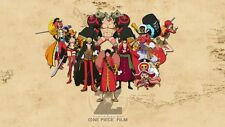 POSTER ONE PIECE WANTED ACE RUFY ZORO TRAFALGAR LAW SHANKS NAMI NICO ROBIN #42