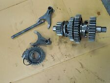 arctic cat 500 auto automatic secondary transmission shaft gears 2000 2001 2002