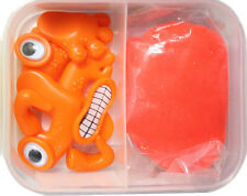 Glo Monster Dough with Accessories  -Tactile Fidget Slime Squishy Autism Sensory