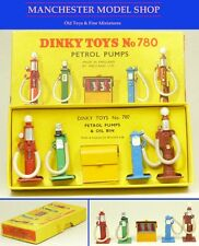Dinky Toys 780 Petrol Pumps set export issue picture BOXED VERY RARE
