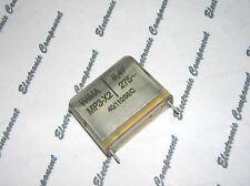 2pcs - WIMA MP3-X2 0.47uF (0.47µF 470nF) 275Vac pitch:27.5mm CLASS X2 Capacitor