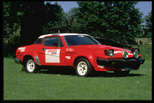 354025 Triumph TR7 V8 Rally Car 1980 A4 Photo Print