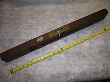 "Level, Vintage Stanley No. 0, SW Made in the U.S.A. 26"" Long Level"