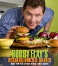 Bobby Flay's Burgers, Fries, and Shakes-ExLibrary