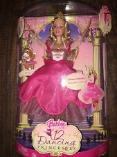 NEW COLLECTIBLE Barbie In The 12 Dancing Princesses Princess Genevieve Doll