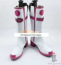VOCALOID 3 IA Boot Party Shoes Cosplay Boots Custom-made