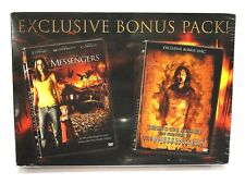 The Messengers With Exclusive Bonus Disc 10 Webisodes 2-Disc Boxset New 2-Pack
