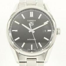Authentic Tag Heuer WV211B. BA0787 Carrera Calibre 5 Automatic  #260-001-490-...