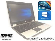 HP EliteBook 8440p Intel Core i5-540M - 2.53GHz 4GB 250GB Windows 10 Home x64