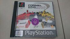 Formel Eins 1 2000 Playstation PS1 PS2 und PS3 Spiel