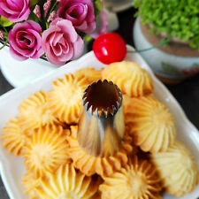 Russian Icing Piping Nozzle Pastry Cupcake Cookies Biscuit Tip Stainless Steel