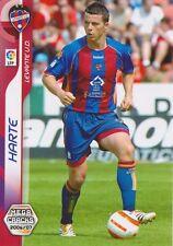 N°168 HARTE IRELAND LEVANTE.UD SUNDERLAND CARD PANINI MEGACRACKS LIGA 2007