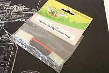 Venom Tamiya To Flight Pack Plug Adapter - VEN-1608