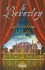 La heredera del diablo (Spanish Edition)
