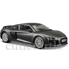 Maisto Audi R8 V10 Plus 1:24 Diecast Model Car 34513 Grey