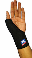 Medical Wrist Thumb Hand Spica Splint Support Brace Stabiliser Arthritis Use NHS