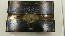 STARCRAFT II 2 Legacy of the Void collector's edition box & dvd UK english NEW