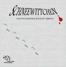 Schneewittchen (Snow White) German Cast Recording CD