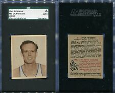 1948 BOWMAN #61 DICK O'KEEFE HIGH # SGC AUTHENTIC GRAY VARIATION