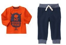 Gymboree Everyday All Star Imaginary Friend Tee Active Pants Set Boys 3T NEW NWT