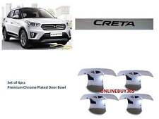Imported Premium Chrome Door Bowl - Hyundai Creta