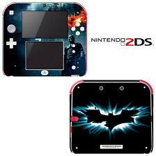 Vinyl Skin Decal Cover for Nintendo 2DS - Batman The Dark Knight Rises