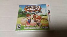 Nintendo 3DS Harvest Moon 3D: The Lost Valley NEW SEALED