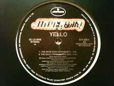 Yello - The race US 12'' Vinyl Remix PROMO