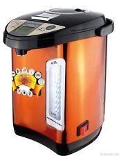 Thermopot Aqua Prof 4 Litri Elettrico Termos Bollitore Erogatore Acqua Calda