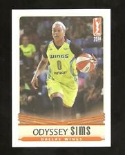 odyssey sims 2016 wnba  card ,dallas wings,,baylor bear,ncaa