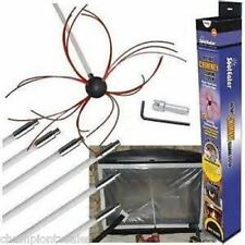 Sooteater Rotary Chimney Cleaning Stove & Fireplace Gardus RCH205 803652