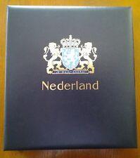 Netherlands stamps DAVO ALBUM DE LUXE III 1970-1989