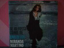 """MARTINO MIRANDA 45 giri 7"""" se io fossi come te/uno di voi - OST Addio Mamma ITAL"""