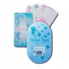 Disney Tinker Bell Travel Playing Cards with Case