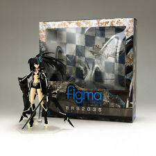 Black Rock Shooter The Game Figma #116 Figure Max Factory US Shipper! BRS2035