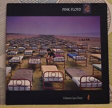 PINK FLOYD - A Momentary Lapse Of Reason [Vinyl LP,1987] UK EMD 1003 Rock *EXC