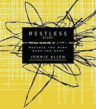 Restless Study : Because You Were Made for More by Jennie Allen (2014,...