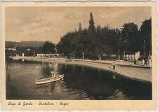 54637 -- CARTOLINA d'Epoca - LAGO di GARDA: Bardolino 1941