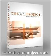"""The 300 Project""  Chrysler 300 DVD"