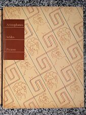 LYSISTRATA  *PICASSO SIGNED FIRST EDITION * LIMITED EDITIONS CLUB, NEW YORK 1934