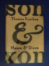 Mason & Dixon by Thomas Pynchon, 1st Edition, 1997