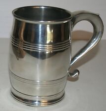 Very Nice Pewter Beer Stein Holland NIB Made for Metropolitan Museum of Art