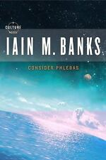 Culture: Consider Phlebas by Iain M. Banks (2008, Paperback)