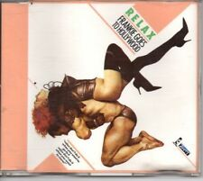 MAXI CD 3T FRANKIE GOES TO HOLLYWOOD RELAX 1983 GERMANY COMME NEUF