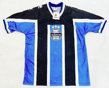 Futbol Brasil Jersey Garcis Model Gremio Color Black and Blue