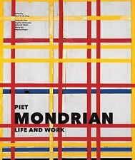Piet Mondrian: Life and Work by Cees V. de Jong (2015, Hardcover)
